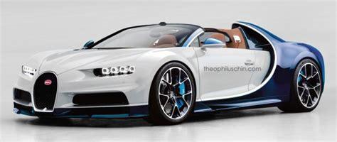 Bugatti Chiron Grand Sport Rendered  Venom Beater?