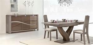 salle a manger a lille et valenciennes l39univers interieur With meuble salle À manger avec table haute salle a manger