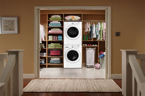 compact bathroom ideas small stackable washer dryer combo homesfeed
