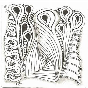 enchanting zentangle tile template embellishment example With zentangle tile template