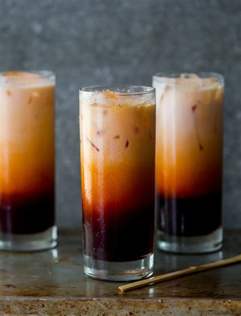 thai tea recipe thai iced coffee recipes dishmaps