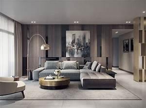 Apartment, On, Behance