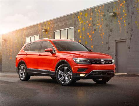 2018 Volkswagen Tiguan Review Growing In A Fastpaced