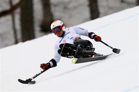 Para kalnu slēpošana - Latvijas Paralimpiskā komiteja