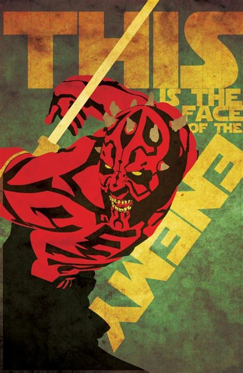 Star Wars Propaganda Posters Challenge You To Pick A Side