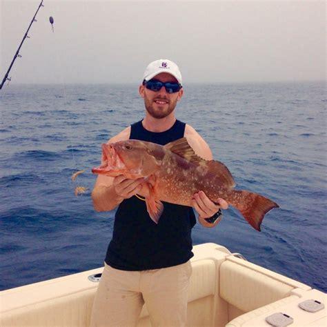 grouper gulf mexico caught brien matthew coastalanglermag