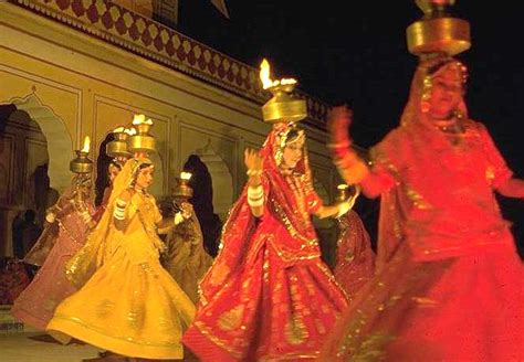 Quotes On Rajasthani Folk Dance In Hindi