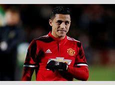 Laga Perdana Bersama Manchester United, Sanchez Tuai