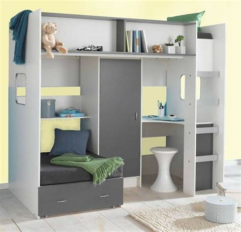 High Sleeper Bed With Sofa by Fantastic High Sleeper Bed With Lots Of Storage Wardrobe