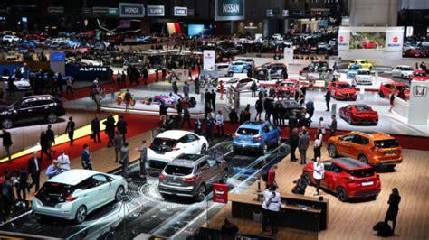 Transportation To The Geneva Auto Show (genève Auto Salon