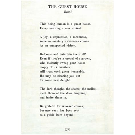 the guest house poetry collection sugarboo co