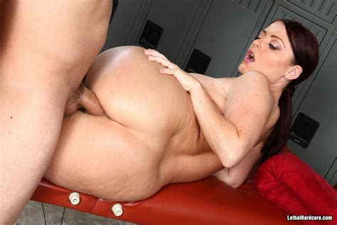 busty euro slut sophie dee getting pounded on the massage table pichunter