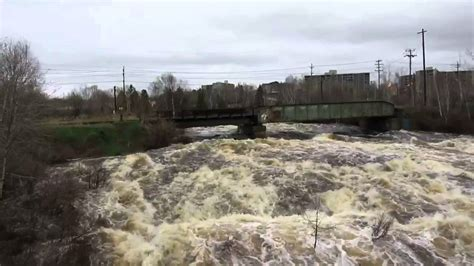 current river thunder bay ontario youtube