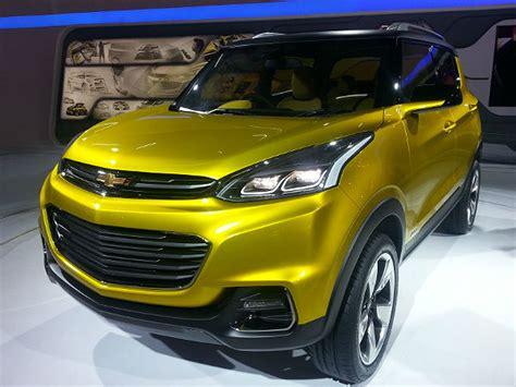 Chevrolet Adra Compact Suv Concept