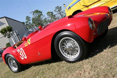 Ferrari 500 Mondial Pinin Farina Spyder - Chassis: 0418MD ...