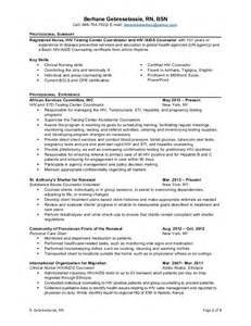 rn bsn nursing resume berhane g resume rn resume 1