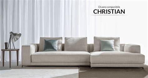 Nasce Christian, Il Nuovo Divano Moderno Berto