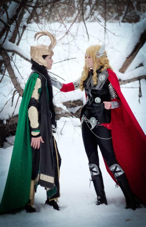 Thor X Loki By Takada Rem On Deviantart