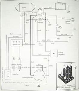1995 Ez Go Golf Cart Wiring Diagram