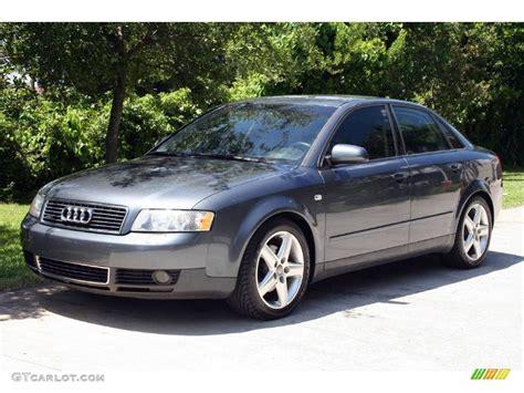 2003 Audi A4  Information And Photos Momentcar