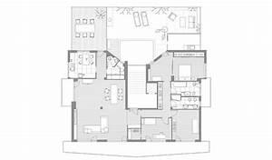 Piantina Di Una Casa Moderna