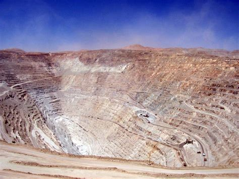 Open Pit by 388 Worlds Largest Open Pit Mine Calama Chile