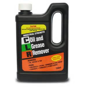 clr 750ml oil and grease remover ebay