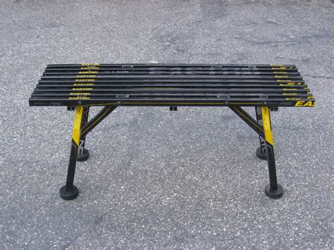 Chair Bench by Bench Hockey Stick Builds