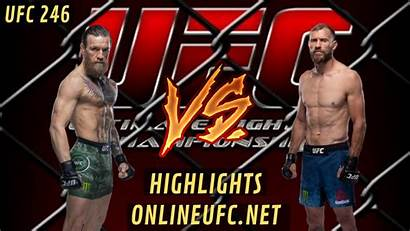 Ufc Vs Highlights Fight Silva Douglas Night