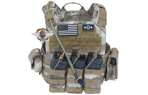 shellback tacticals banshee rifle plate carrier ideal  operators tactical life gun
