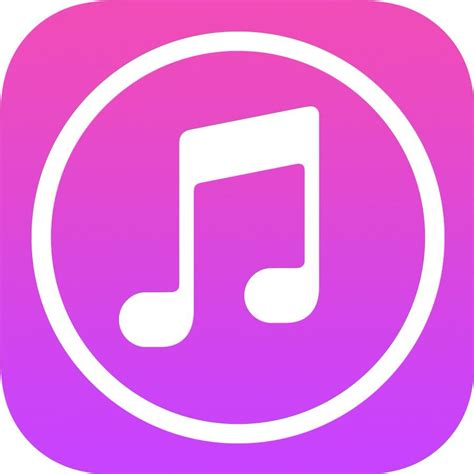itunes app icon  images iphone logo itunes