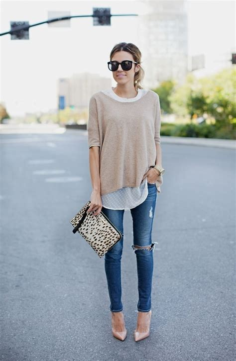 Casual Chic - 9 Street Style Date Night Outfits to Recreate ... u2026