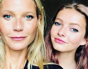 """Gwyneth Paltorw festeggia il """"National Daughters Day"""" con ..."""