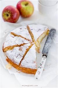 Französischer Apfelkuchen Backen : 248 besten jablkowe ciasta bilder auf pinterest ~ Lizthompson.info Haus und Dekorationen