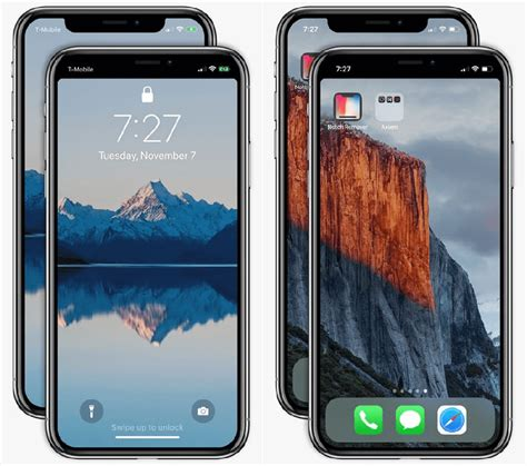 Best Iphone Wallpapers To Hide Notch by How To Hide The Iphone X Screen Notch