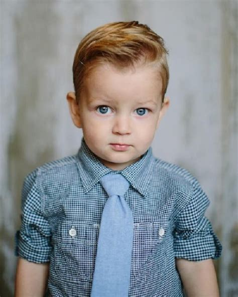 Small Boy Hairstyle by Boy Hairstyles 81 Trendy And Toddler Boy