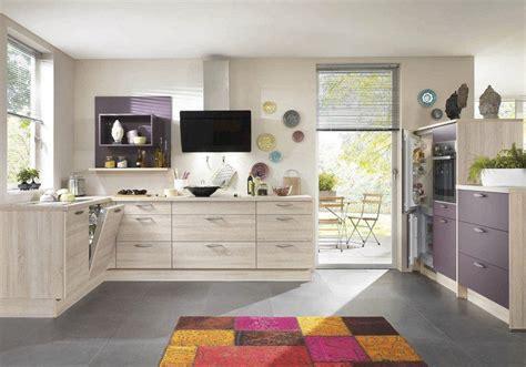 cuisine beige et bois couleur pour cuisine 105 idées de peinture murale et façade