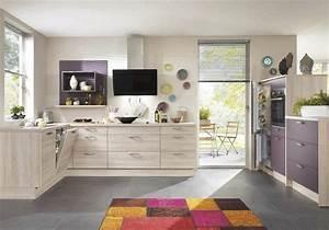 couleur pour cuisine 105 idees de peinture murale et facade With cuisine bois gris clair