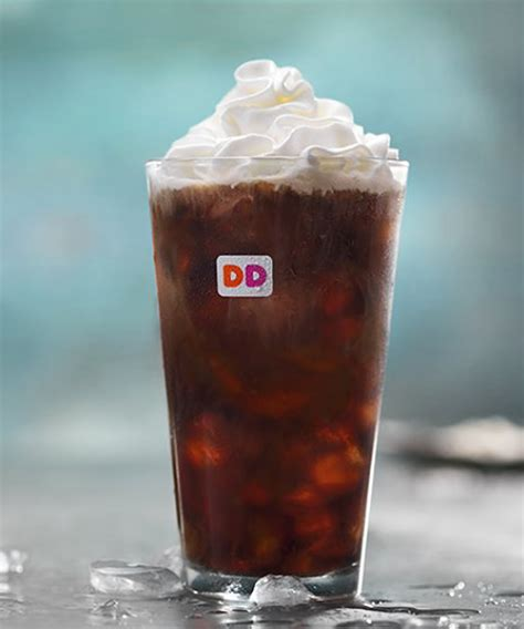 Time to make the donuts: Dunkin Donuts Sweet And Salted Cold Brew Coffee