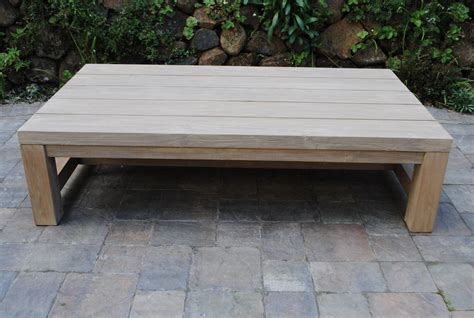 teak shower tuscany collection reclaimed teak coffee table