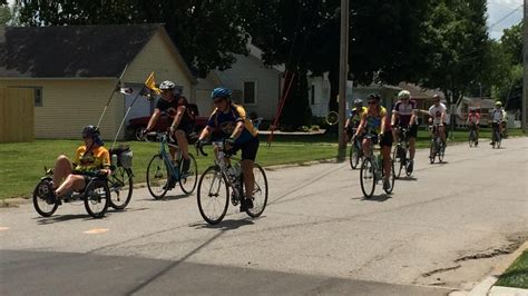 Annual Bike Ride Across Iowa Features Easier Northern
