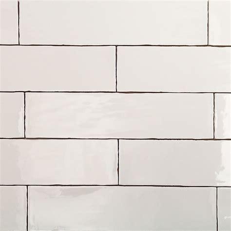 2x8 Ceramic Subway Tile by Shop For Lancaster 3x12 Bianco Ceramic Tile At Tilebar
