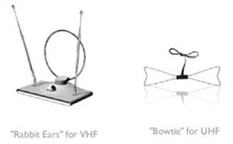vhf vs uhf range pizza box dtv antenna uhf only