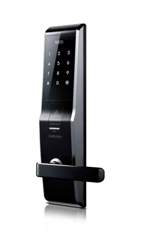 biometric door lock 4 great fingerprint door locks deadbolts reviewed