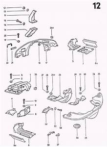 Vw 1600 Engine Tin Assembly Diagram