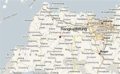 rangkasbitung location guide