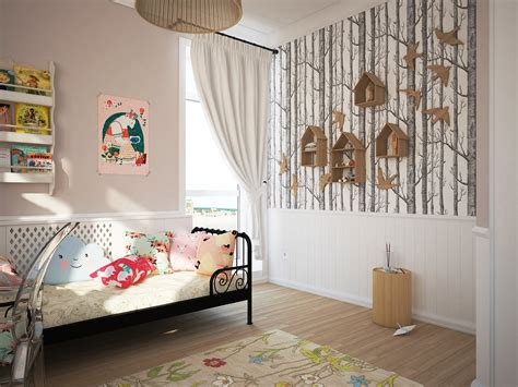 25+ Kid's Room Interior Designs, Ideas  Design Trends