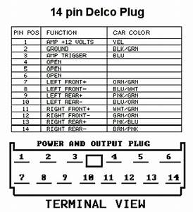 Delphi Stereo Wiring Diagram : please i need the wiring color code for delphi delco fixya ~ A.2002-acura-tl-radio.info Haus und Dekorationen