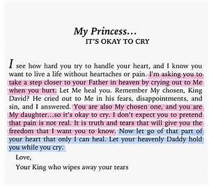 1000 images about my princess on pinterest my princess With love letters from god to his princess