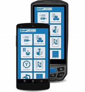 Mobile Barcode Scanner With Shipedge Shipedge